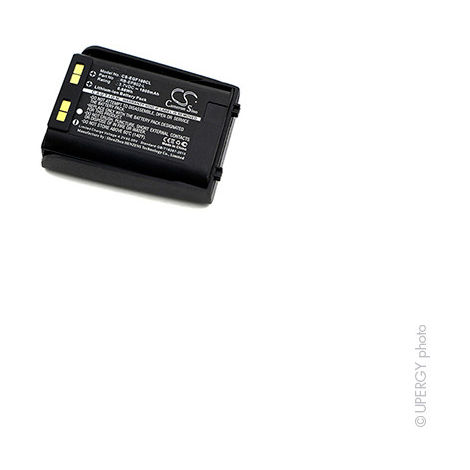 Cordless phone battery Engenius 3.7V 1800mAh - RB-EP802-L,RB-EP802-L,EP801,EP801