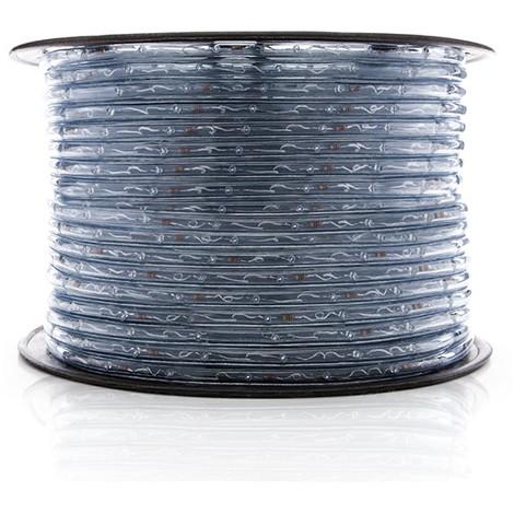 Cordón 24 LEDs F3/M 220VAC IP65 Multicolor x 1M | RGB (CA-COR-220-MC)