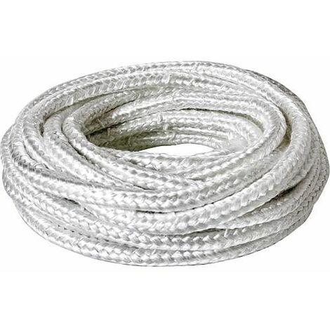 cordon d'etancheite sans amiante carre, 10x10 mm emballage 10 metres