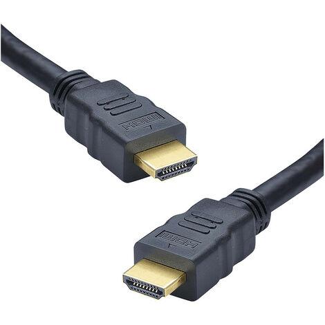 Cordon HDMI 1.4 Type A Male/Male 2m Erard X002780