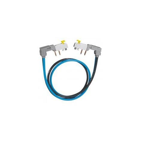 Cordon repiquage entre rangées disjoncteur connexion auto - 2x10mm² - Legrand