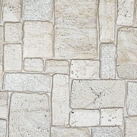 CORENO LIGHT - Pannello finta pietra in PVC 98x50cm kit di 2 Pz 1 mq
