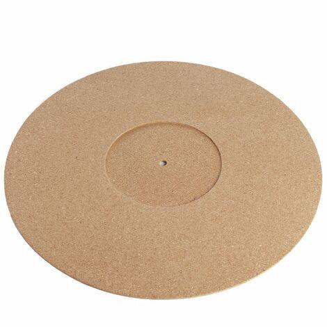 Cork Vinyl Slip Mat | Pukkr