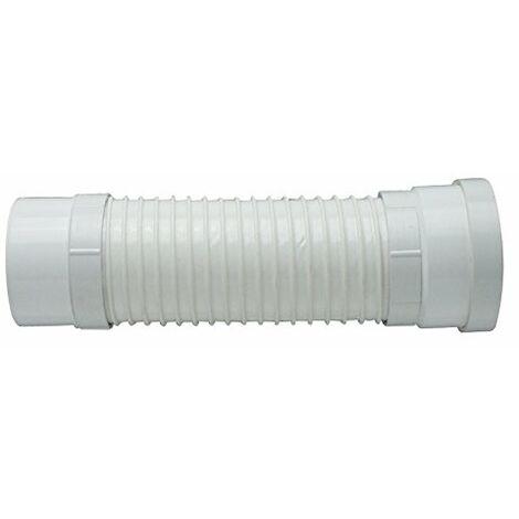 Cornat CKASTF400 Pipe d\'évacuation pour wc, flexible, 430 mm Multicolore