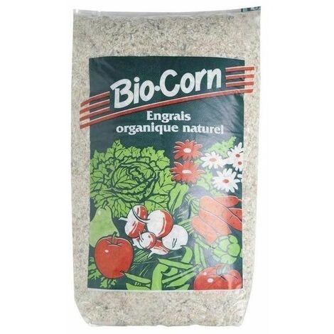 Corne broyée engrais organique naturel 5 kg