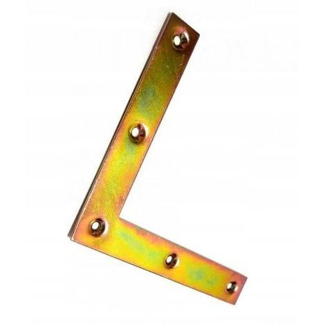 Corner bar for door windows 150x25mm straight