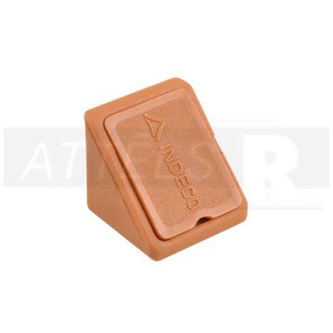 Corner Blocs d'etagere de raccordement, Support de support d'etagere Fixation de plinthe en plastique (paquet de 50) cerise Art: 29-84006005