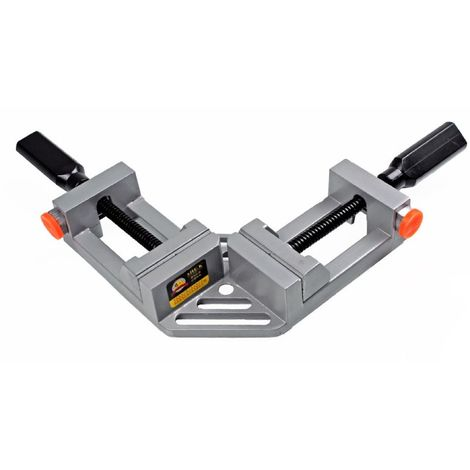Corner Clamp Welding Vice Woodworking Alloy Body Quick Release SK-1133b