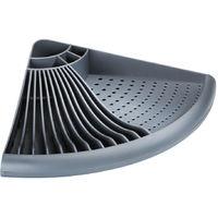 Corner Dish Rack plastic WENKO