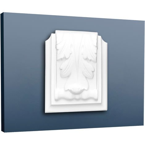 Corner element Decoration piece for cornice moulding Orac Decor C307A LUXXUS