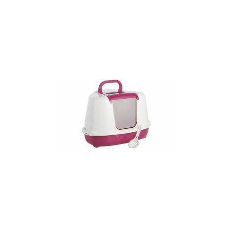 Corner Hooded Flip Loo Pink (352495)