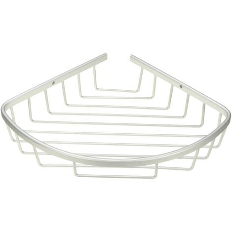 Corner Shelf Wall Storage Basket For Bathroom