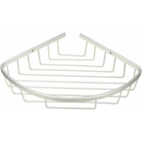 Corner Shelf Wall Storage Basket For Bathroom Hasaki