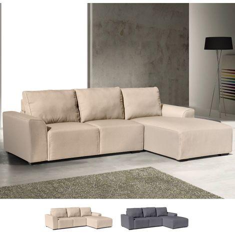 Prime Corner Sofa 3 Seats With Armrests Diamante Cream Ncnpc Chair Design For Home Ncnpcorg