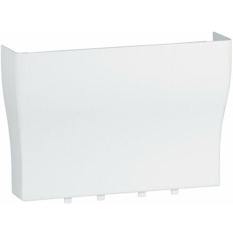 Passage de mur courbe pour goulotte 60x80 G/én/érique