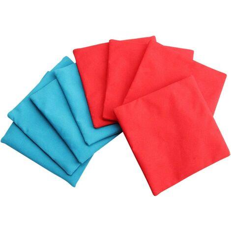 Cornhole Bean Bags Set Of 16 Cornhole Bags Cornhole Filled Cornhole Cloth Bags Outdoor Cornhole Game Training Equipment