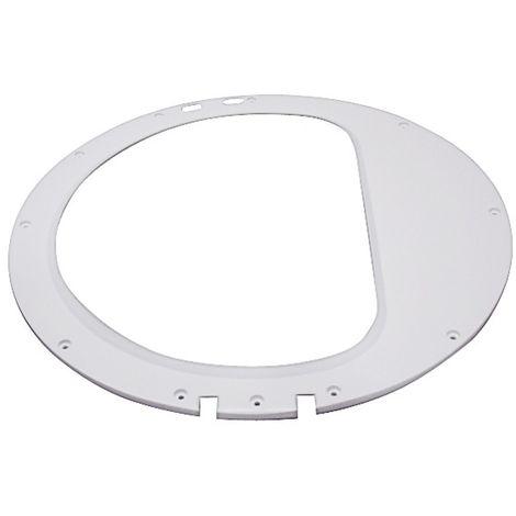 Acciaio Inossidabile Comando Porta-phon Argento Porta-asciugabiancheria