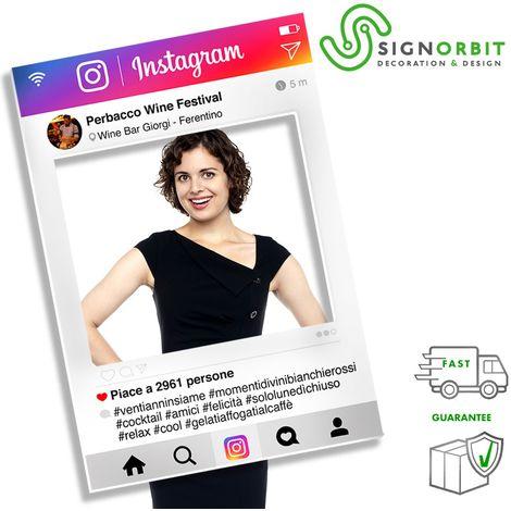 Cornice selfie Instagram 2019