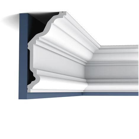 Corniche Orac Decor C832 XTERIO Moulure décorative design intemporel classique blanc 2m