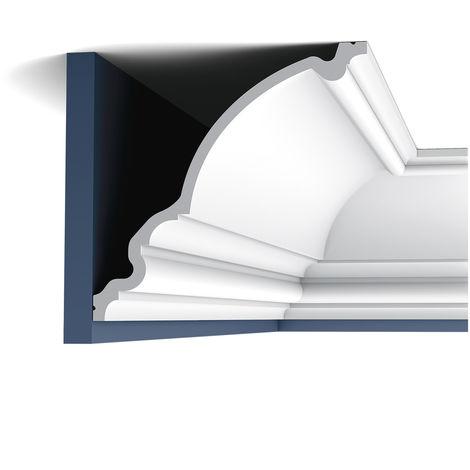 Corniche Orac Decor C836 XTERIO Moulure décorative design intemporel classique blanc 2m