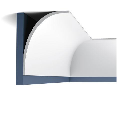 Corniche Orac Decor C890 XTERIO Moulure décorative design intemporel classique blanc 2m