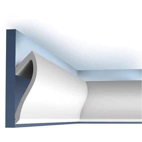 Cornisa Moldura Perfil De Estuco Para Iluminación Indirecta