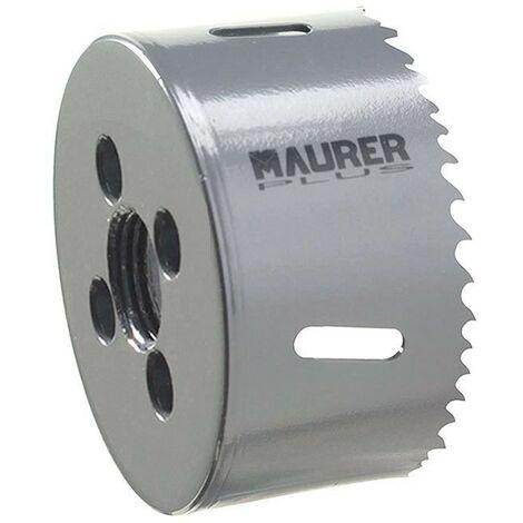 Corona bimetalica de 65 mm para acero metal madera o plasticos Makita D-24882