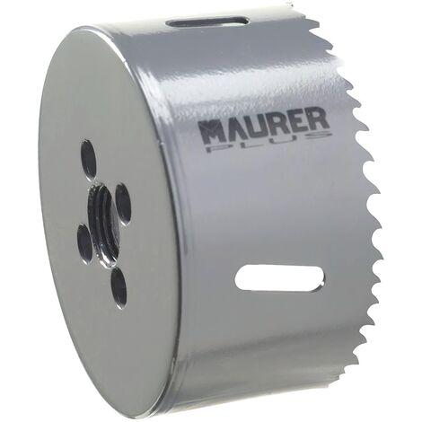 Corona De Sierra Maurer Bimetal 70 mm.