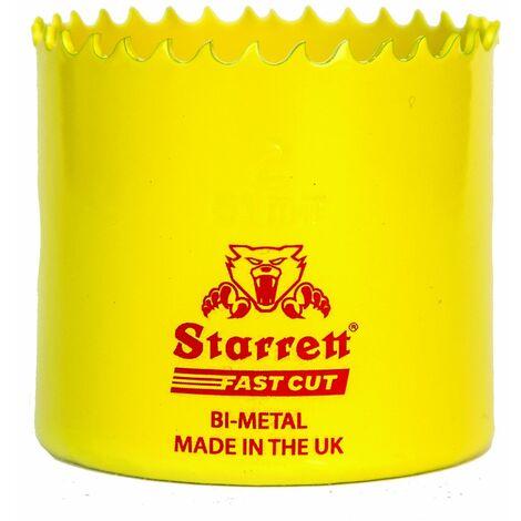 Corona Perfor. Ø 025mm Bimetal Fast Cut Starrett