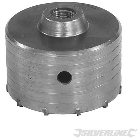 Corona perforadora de TCT (100 mm)