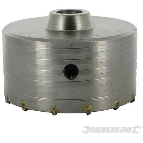 Corona perforadora de TCT (115 mm)