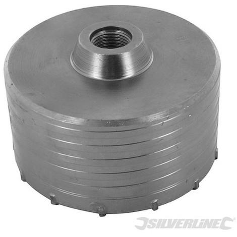 Corona perforadora de TCT (125 mm)