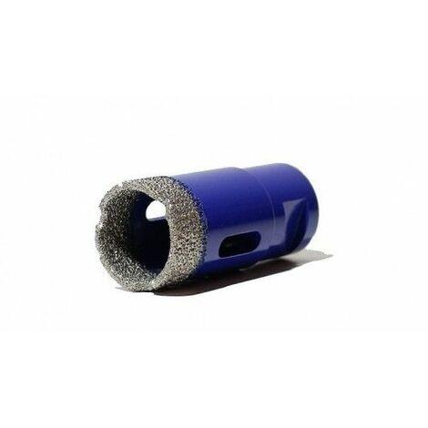 Corona Perforadora Porcelana Corte Seco Ø 06Mm Diamante M14 MacoDiamante