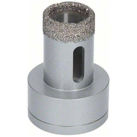 Corona Perforadora Porcelanico Corte Seco 20Mm X-Lock Diam Drysp