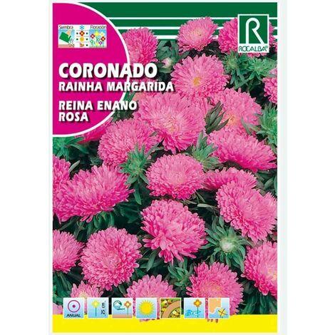 CORONADO REINA ENANO ROSA - SOBRE DE SEMILLAS 2G