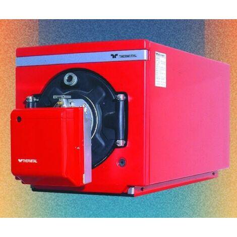 Corps de chaudiere gaz/fioul 30KW acier 985x595x545mm sans bruleur vitrification céramique EUROPA THE/V29 THERMITAL