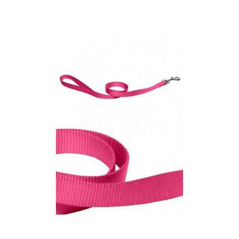 Correa nylon 10mmx120cm, rosa