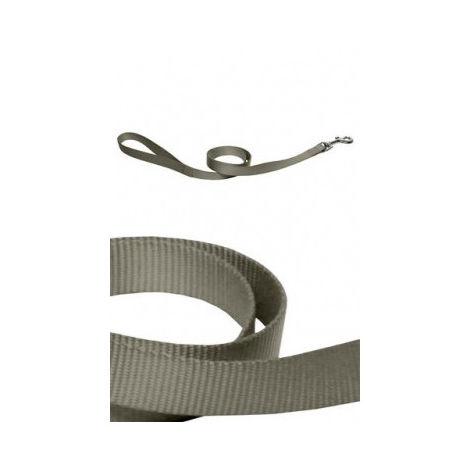 Correa nylon 25mmx120cm, gris