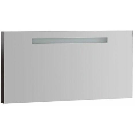 Correr ILBAGNOALESSI Un espejo, iluminación integrada, 1200x60x400 - H4484310972001