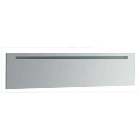 Correr ILBAGNOALESSI Un espejo, iluminación integrada, 1600x60x400 - H4484410972001