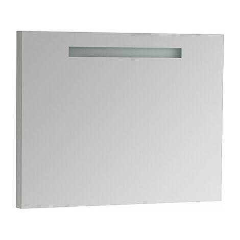 Correr ILBAGNOALESSI Un espejo, iluminación integrada, 800x60x400 - H4484210972001