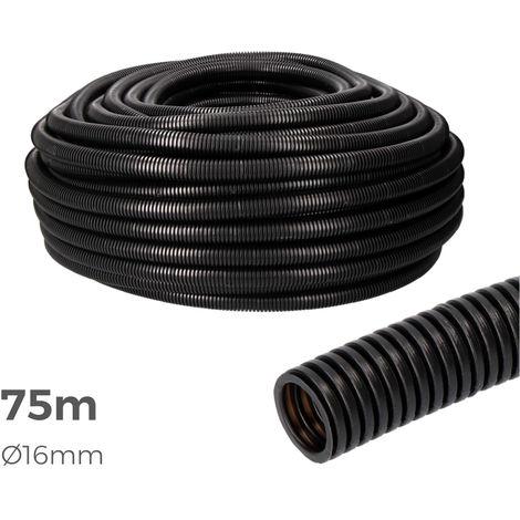 Corrugado para interior medida 16mm ce m-25 euro/mts