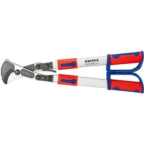 Cortacables 560mm con|mango telescópico Knipex
