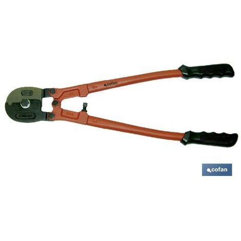 Cortacables de acero reforzado 09511115