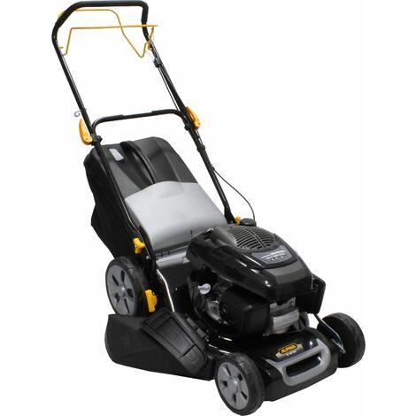 Cortacésped 460mm - 160cc, Motor HONDA® , c/tración, corte 4 en 1, c/Mango Ergonómico Ajustable (2 posiciones) - ALPINA®