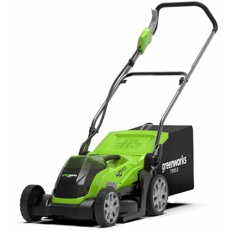 Cortacésped a batería Greenworks G40LM35