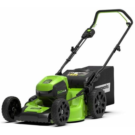 Cortacésped a batería Greenworks PRO GD60LM46HP