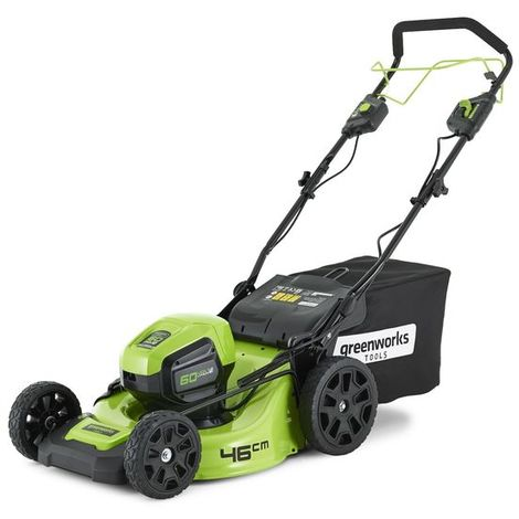 Cortacésped Greenworks GD60LM46SP