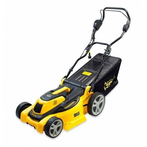 Cortacesped Jardin Electrico 1800W 1800W Grass 500E Garland