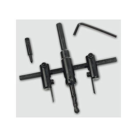 Cortacirculos Ajustable 30-120Mm - MANNESMANN - M 537